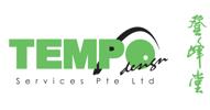 Tempo Design Services Logo Tokinomos Partner