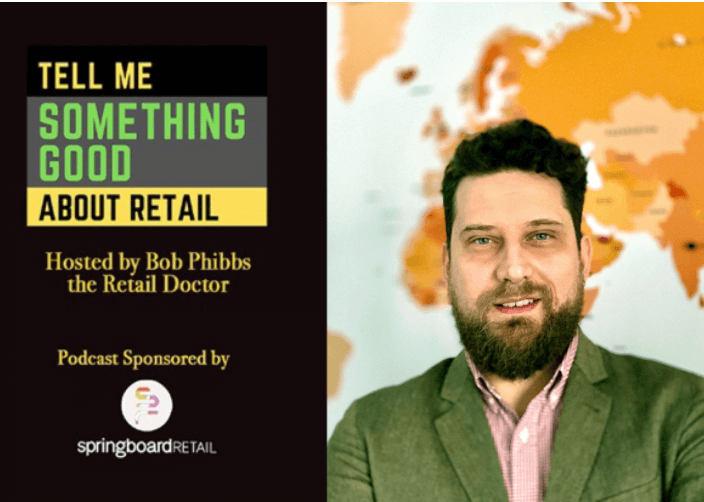 RETAIL PODCAST: IONUT VLAD ON INCREASED BRAND VISIBILITY THROUGH MOVEMENT