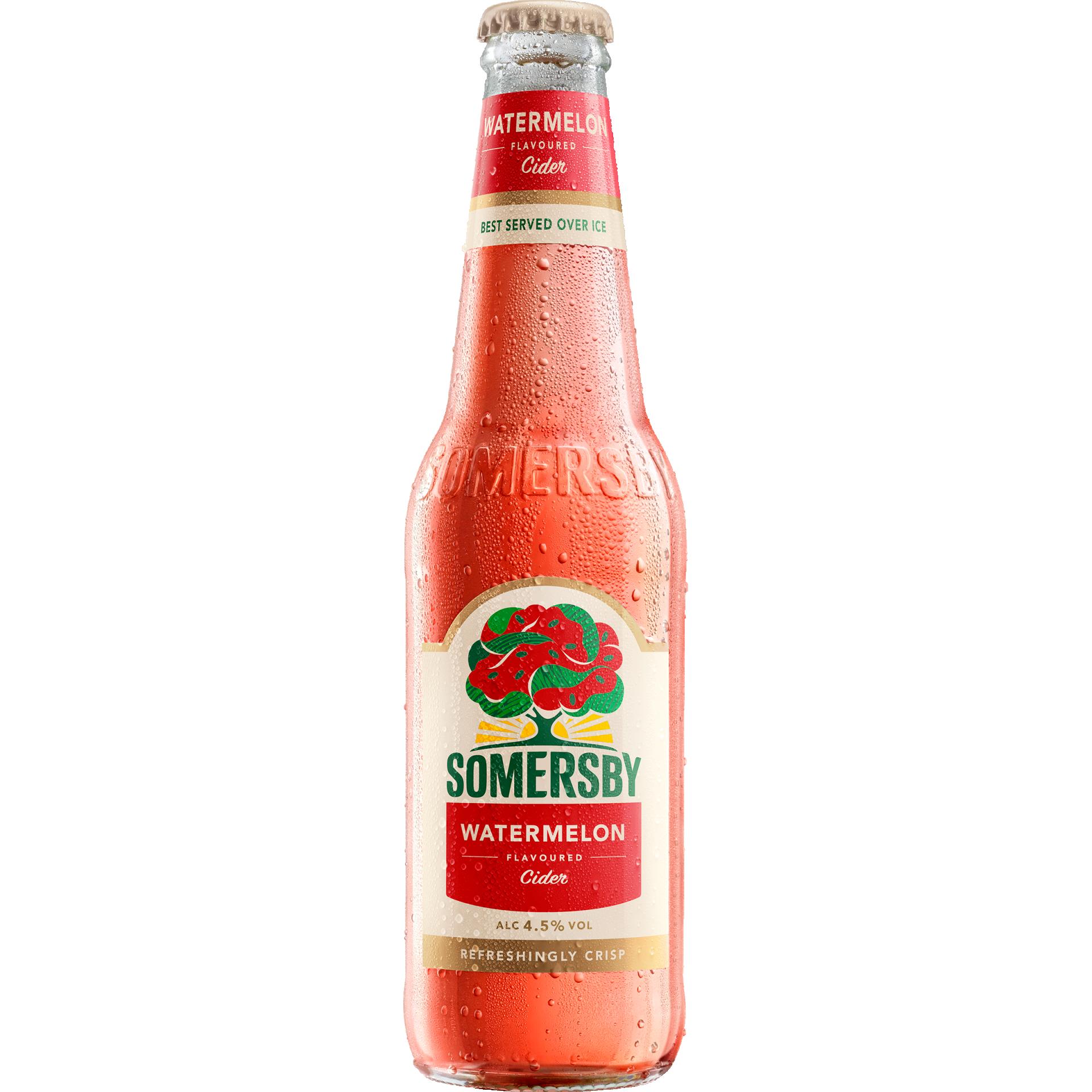 Somersby Watermelon x Tokinomo POS Advertising Robots