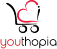 YouThopia Colored Logo Partner of Tokinomo Instore Marketing Advertising