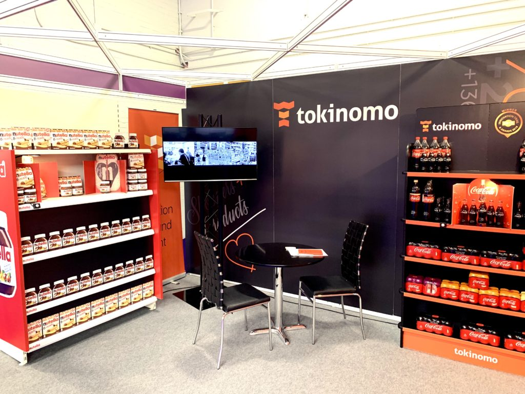 Tokinomo at Retail Expo London 2019