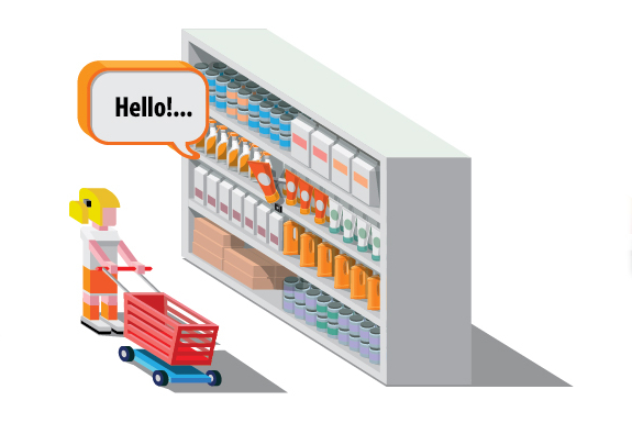 Your product comes to life and start engaging the shopper.