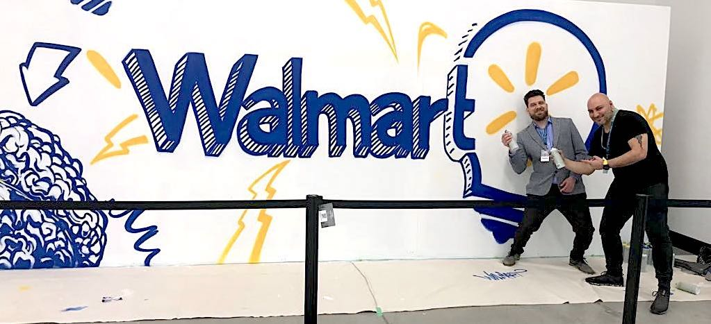 Shortlisted at Walmart Canada Innovation Summit